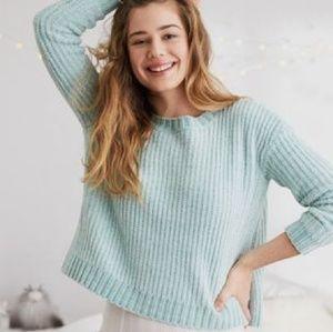 Aerie Campfire Chenille sweater